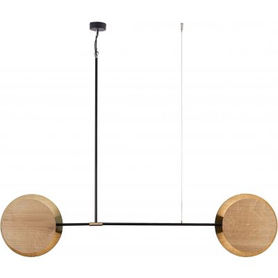 Lampa MINIMAL smoked oak II 9375 Nowodvorski Lighting