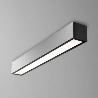 Lampa natynkowa AQForm Set Aluline LED Surface Czarny Struktura