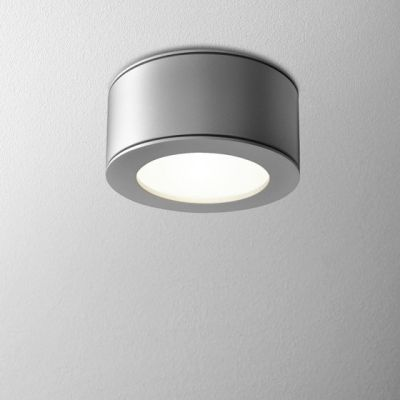 Lampa natynkowa AQForm Only Round 6 LED 230V Hermetic Surface Antracyt Struktura