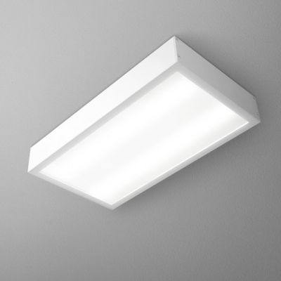 Lampa natynkowa AQForm Slimmer 30 LED Hermetic Surface Biały Struktura