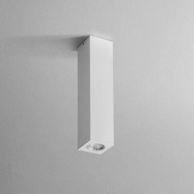 Lampa natynkowa AQForm Qupet Mini LED Surface Biały Struktura