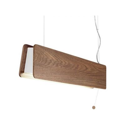 Lampa wisząca OSLO LED smoked oak 9314 Nowodvorski Lighting