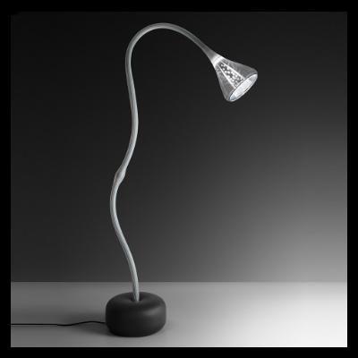 Lampa podłogowa Artemide 0670W10A Pipe