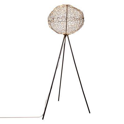 Lampa podłogowa By Rydens 4100820-4002 Hayden LED H 160 cm