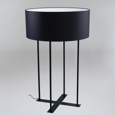 Lampa podłogowa Shilo-Dohar 9040/E27/CZ/CZ Bonar