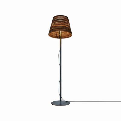 Lampa podłogowa Graypants GP-133-a Scraplights Tilt natural