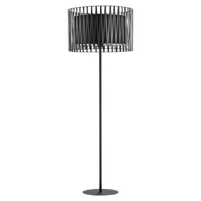 Lampa podłogowa TK Lighting 2899 Harmony Black
