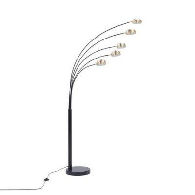 Lampa podłogowa Zuma Line TS-5805-BKBB Zodiac