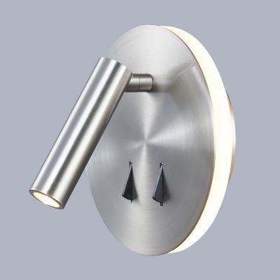 Lampa przyłóżkowa LED Italux SP7348-02A-S-NICK Nemo