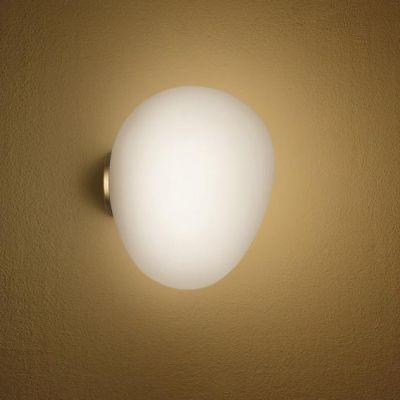 Lampa ścienna Foscarini 1680052G10 Gregg piccola