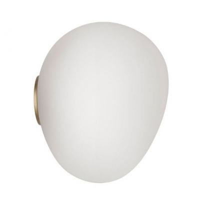 Lampa ścienna Foscarini 16801512G-10 Gregg grande semi 2