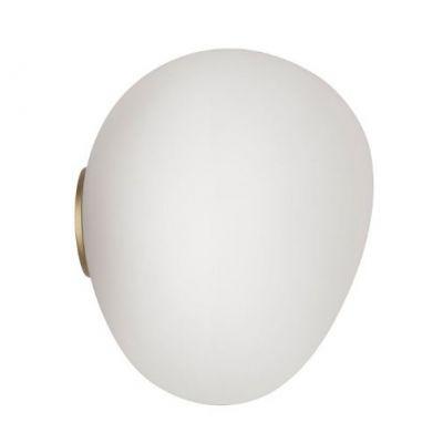 Lampa ścienna Foscarini 16801511G-10 Gregg grande semi 1