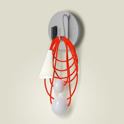 Lampa ścienna Foscarini 289005-02 Filo
