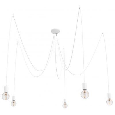 Lampa Nowodvorski SPIDER WHITE V