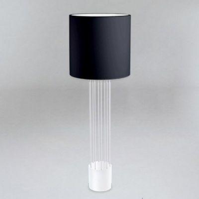 Lampa podłogowa IHI 9009/E27/BI/CZ Shilo