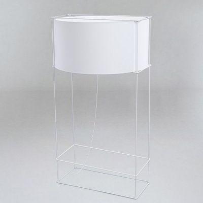 Lampa podłogowa PAA 9029/E27/BI/BI Shilo