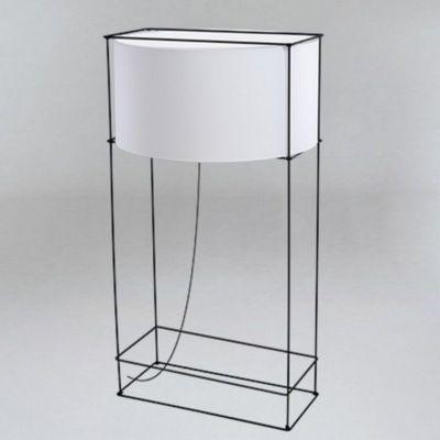 Lampa podłogowa PAA 9029/E27/BI/CZ Shilo