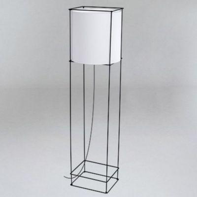 Lampa podłogowa PAA 9030/E27/BI/CZ Shilo