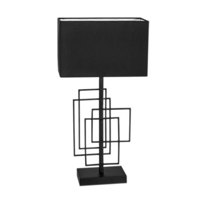 Lampa stołowa By Rydens 4002040-4002 Paragon H52cm