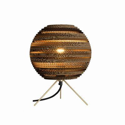 Lampa stołowa Graypants GP2047-N Scraplights Moon natural