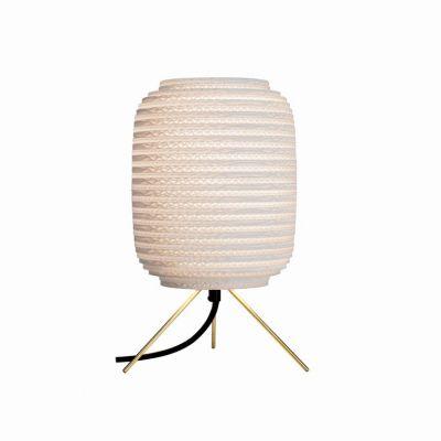 Lampa stołowa Graypants GP2049-W Scraplights Ausi white