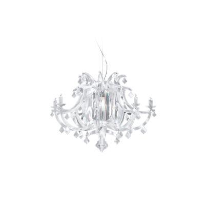 Lampa wisząca Slamp GIN14SOS0000LE Ginetta Prisma