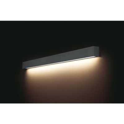 Lampa Nowodvorski STRAIGHT WALL LED graphite L 18W