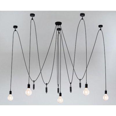 Lampa sufitowa Shilo-Dohar KUMO 9034/ E27/CZ