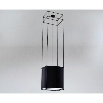 Lampa sufitowa Shilo-Dohar PAA (black/black) – 9032