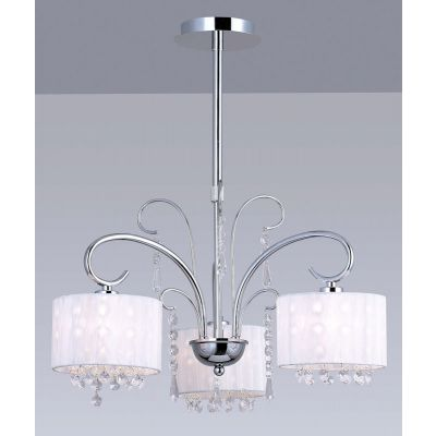 Lampa sufitowa Italux MDM1583-3-WH Span
