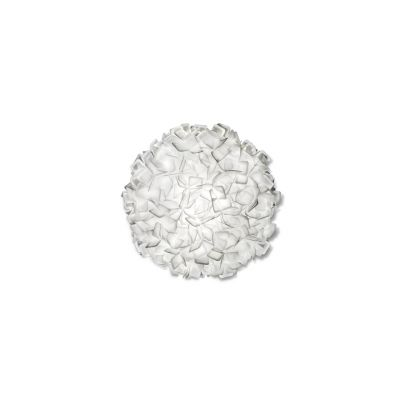 Lampa sufitowa/kinkiet Slamp CLI78PLF0003W_000 Clizia Large White