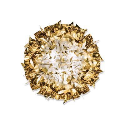 Lampa sufitowa/kinkiet Slamp VEL78PLF0003O_000 Veli Large Gold