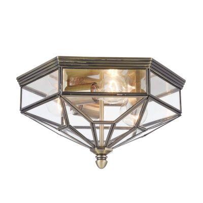 Lampa sufitowa Maytoni H356-CL-03-BZ Zeil