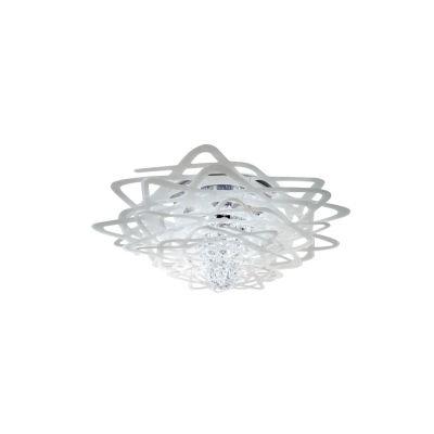 Lampa sufitowa Slamp AUR14PLF0003W Aurora Large White