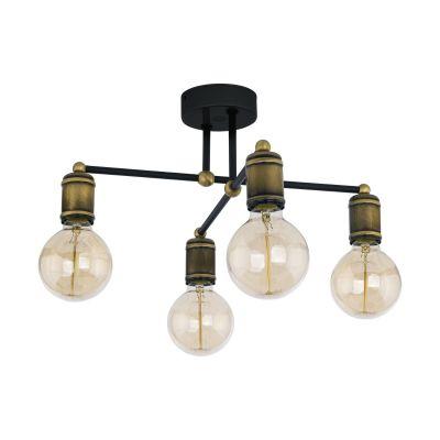 Lampa sufitowa TK Lighting 1904 Retro