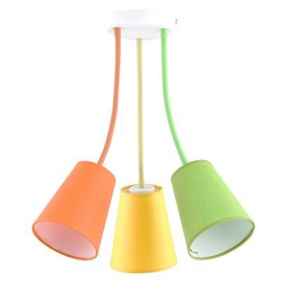 Lampa sufitowa TK Lighting 2106 Wire Colour