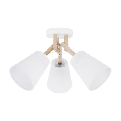 Lampa sufitowa TK Lighting 665 Vaio White