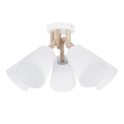 Lampa sufitowa TK Lighting 666 Vaio White