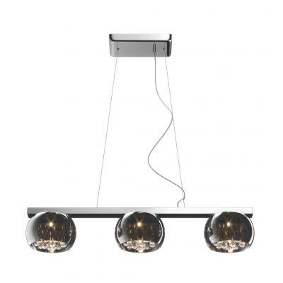 Lampa sufitowa Zuma Line Crystal P0076-03S-F4FZ