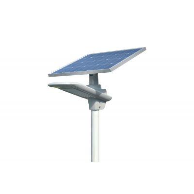 Lampa uliczna solarna LED Greenie 40W z czujnikiem ruchu PIR i Bluetooth