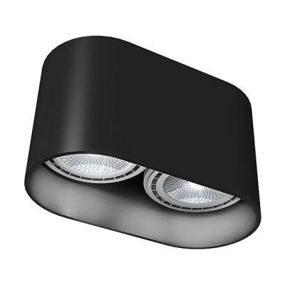 Lampa wewnętrzna Nowodvorski Oval Black-9240