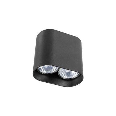 Lampa stropowa Nowodvorski Pag Black-9386
