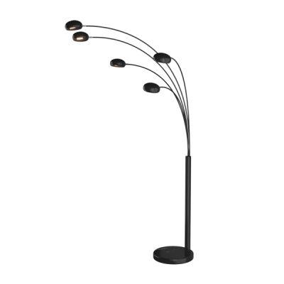 Lampa wewnętrzna podłogowa Zuma Line Zodiac Floor TS-5805-BK