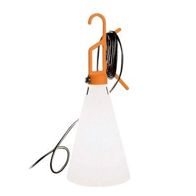 Lampa wielofunkcyjna Flos F3780002 May Day Pomarańczowa