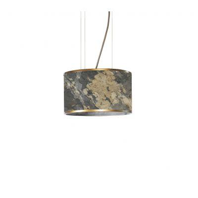 Lampa wisząca Abigali 6631 Marble Stone 38 cm x 19 cm