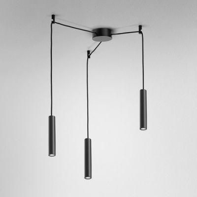 Lampa wisząca AQForm Pet Mini LED Spider Suspended Czarny Mat