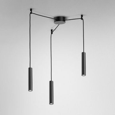 Lampa wisząca AQForm Pet Mini LED Spider Czarny Mat