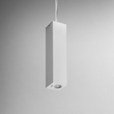 Lampa wisząca AQForm Qupet Mini LED Biały Struktura
