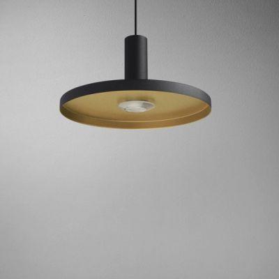 Lampa wisząca AQForm Morph Flat LED Czarny Struktura
