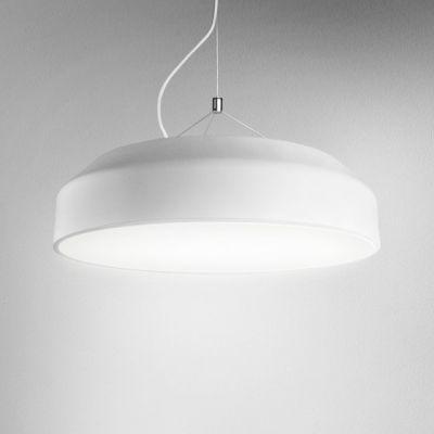 Lampa wisząca AQForm Maxi Ring LED Biały Struktura